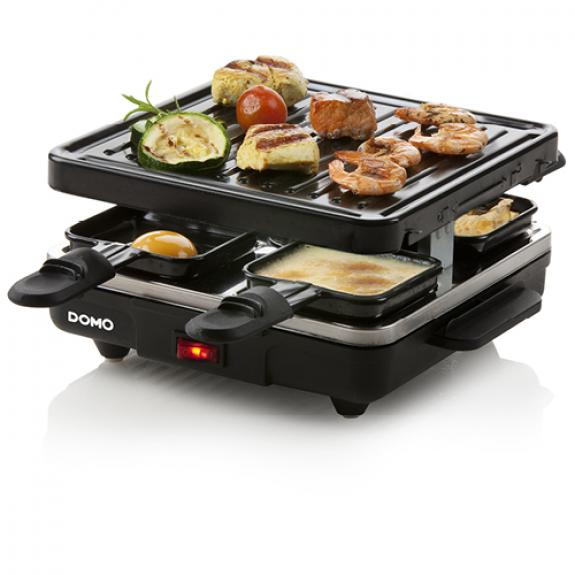 """Just us"" Raclette-Grill - DO9147G"